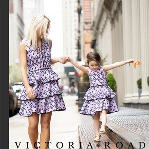 Mommy and Me dresses by Victoria Road size Xs/2T